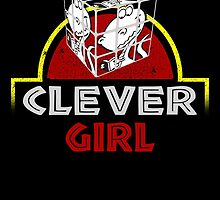 Clever Girl by birthdaytees