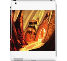 journey to light forest iPad Case/Skin