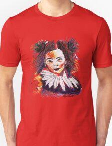 Colourful Bjork T-Shirt