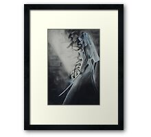 Lover of Death Framed Print