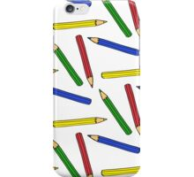 Colour me nicely iPhone Case/Skin