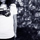 The Camera Tee by brightfizz