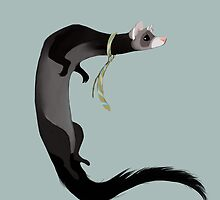 Ferret Business by Lifeanimated