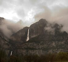 Yosemite Clouds by Jenny Ryan