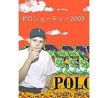 Polo Shawty Photographic Print
