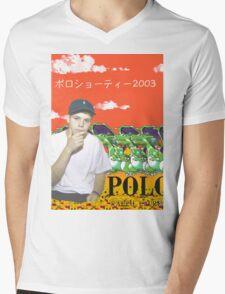 Polo Shawty Mens V-Neck T-Shirt