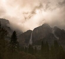 Yosemite Storm by Jenny Ryan