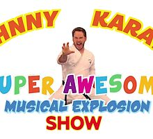 Johnny Karate Super Awsome Musical Explosion Show - Parks and Recreation by Dominique Demetz