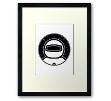 AstroNought Close up [Big] Framed Print
