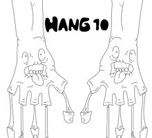 Hang 10 by TwistedTV