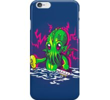 Little Cthulhu iPhone Case/Skin