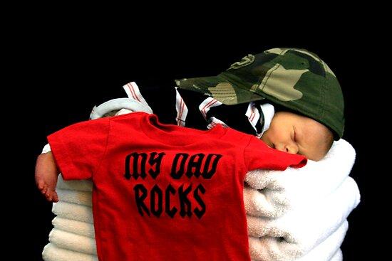 My Dad Rocks by Ann Rodriquez
