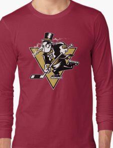 Go Penguin GO! Long Sleeve T-Shirt