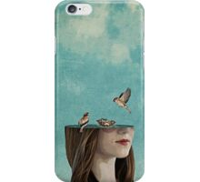 bathers iPhone Case/Skin