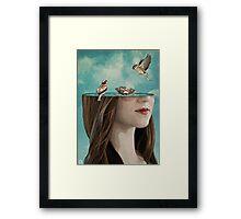 bathers Framed Print