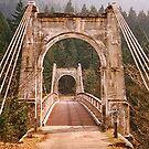 Alexandra Suspension Bridge by Stephen Thomas
