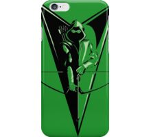 Emerald Archer iPhone Case/Skin