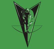 Emerald Archer by poopsmoothie