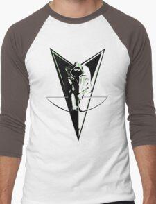 Emerald Archer Men's Baseball ¾ T-Shirt