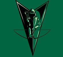 Emerald Archer Unisex T-Shirt