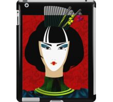 Just Geisha  iPad Case/Skin