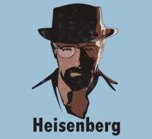 Breaking Bad Heisenberg retro by Fatbuldog