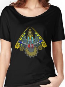 welcome to robot city Women's Relaxed Fit T-Shirt