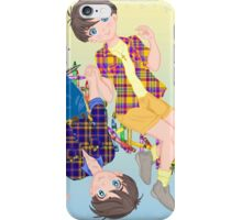 Brothers in Art iPhone Case/Skin