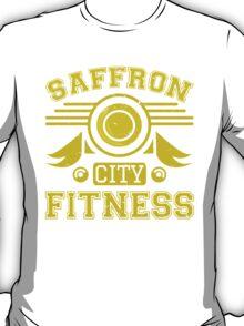 Saffron City Fitness T-Shirt