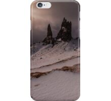 Storrs Patience iPhone Case/Skin
