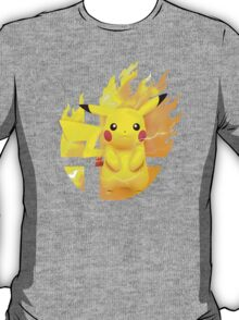 Smash Pikachu T-Shirt