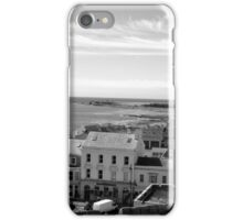 Douglass, Black and White iPhone Case/Skin