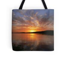 Ballyshannon Estury Sunset Tote Bag