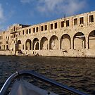 Maltese Building by Maryanne Fenech-Gatt