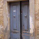 Maltese Door by Maryanne Fenech-Gatt