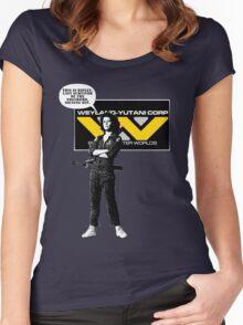 Survivor Ripley Women's Fitted Scoop T-Shirt