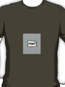 Distorted vision shades of grey T-Shirt