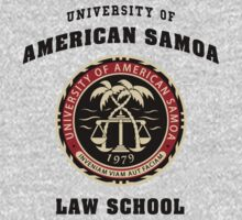 BCS - University of American Samoa Law School by Théo Proupain