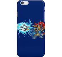 Tidal Dragoon Zephu iPhone Case/Skin