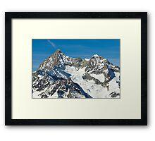 Trifthorn Framed Print