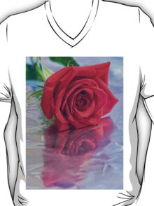 Red Rose  T-Shirt