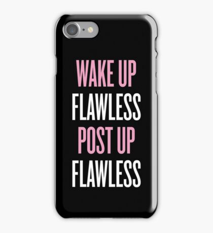 ***Flawless iPhone Case/Skin