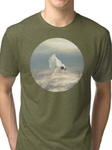 Free Falling Dream Tri-blend T-Shirt