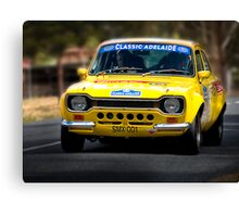 Classic Adelaide Rally Canvas Print