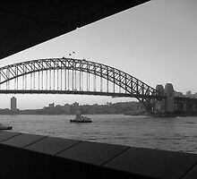 Sydney Harbour by Aakb