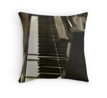 Stay Tuned!! Throw Pillow