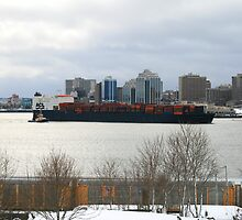 Halifax Harbour by HALIFAXPHOTO