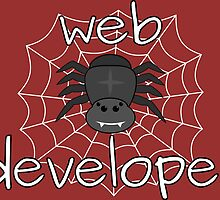 Eight-legged web developer by kneellz