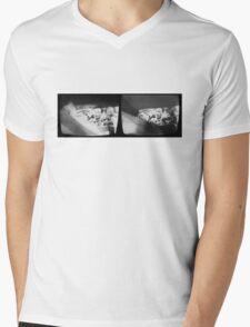 paparazzi tee vee tee shirt Mens V-Neck T-Shirt