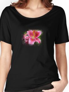 Pink is for Girls Women's Relaxed Fit T-Shirt